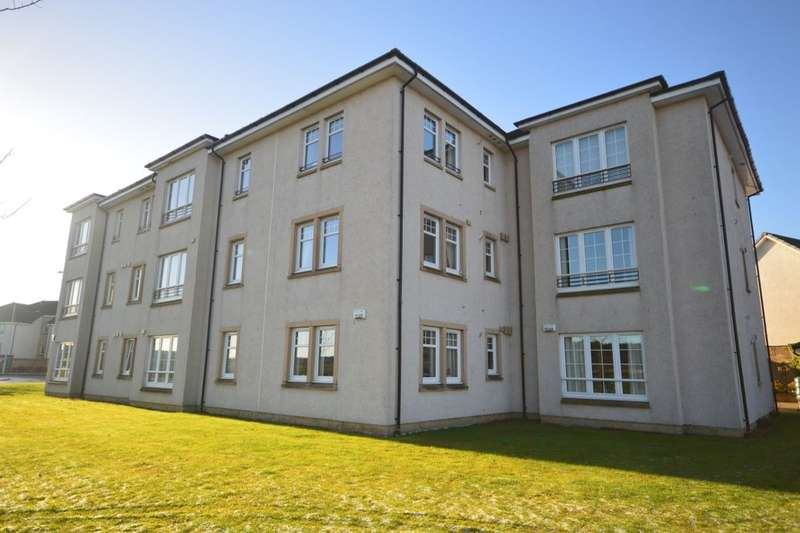 2 Bedrooms Flat for sale in Fulmar Drive, Dunfermline, KY11