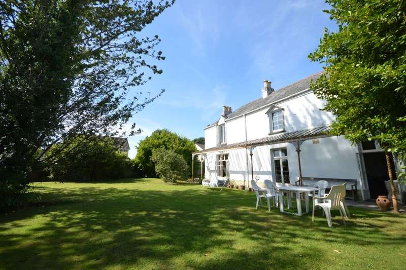 6 Bedrooms Detached House for sale in Little Fancy House Little Fancy Close, Plymouth, PL6