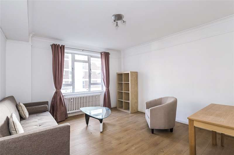 1 Bedroom Flat for sale in Tintern House, Abbots Manor, London, SW1V