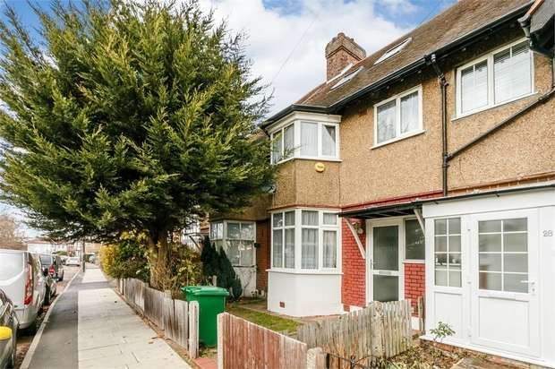 4 Bedrooms Terraced House for sale in Manship Road, Mitcham, Surrey