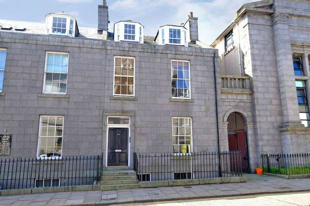 1 Bedroom Flat for sale in Crown Street, Aberdeen