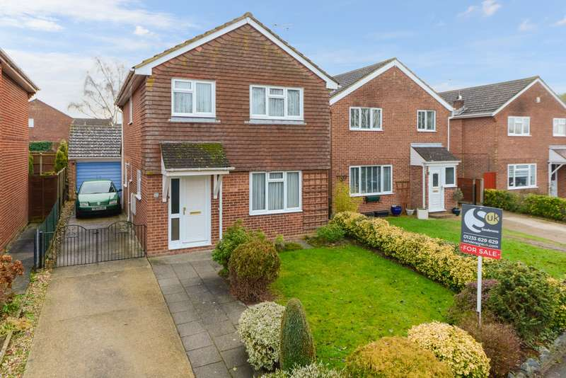 3 Bedrooms Detached House for sale in Highfield Road, Willesborough, Ashford, TN24