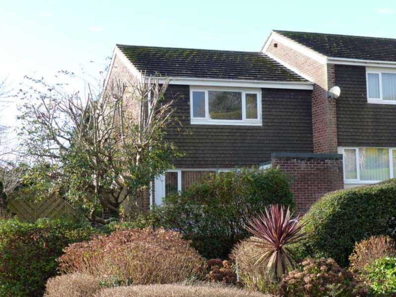2 Bedrooms Semi Detached House for sale in Dodbroke Court, Kingsbridge
