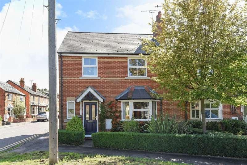 3 Bedrooms Semi Detached House for sale in Tape Lane, HURST, RG10