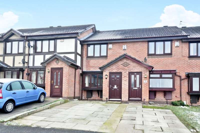 2 Bedrooms Property for sale in Presto Street, Farnworth, Bolton, BL4