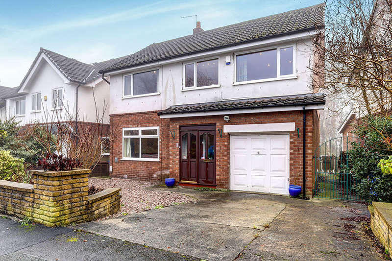 4 Bedrooms Detached House for sale in Turnfield Road, Cheadle, SK8