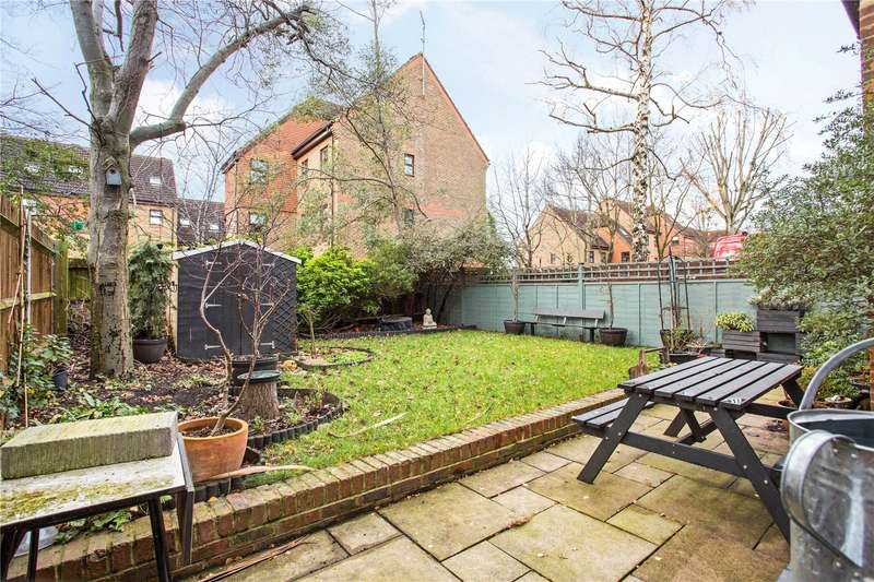 2 Bedrooms Flat for sale in Culmington Road, Ealing, W13