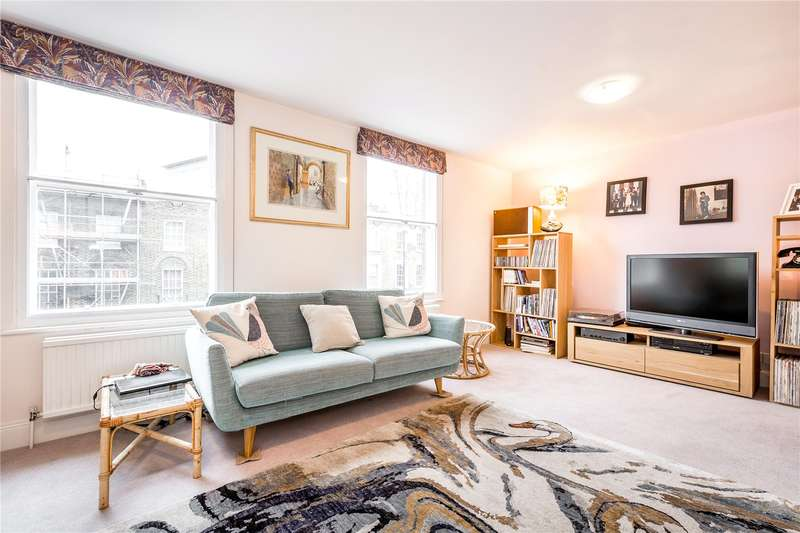 4 Bedrooms Flat for sale in Friend Street, London, EC1V