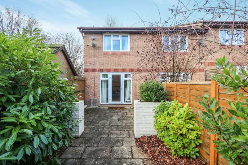 2 Bedrooms End Of Terrace House for rent in Pavilion Way, East Grinstead