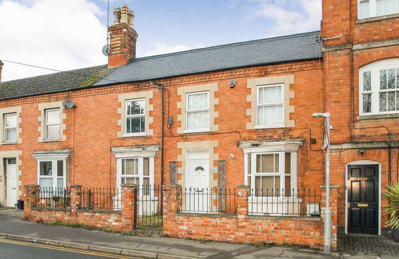 3 Bedrooms Terraced House for sale in Grove Street, Raunds