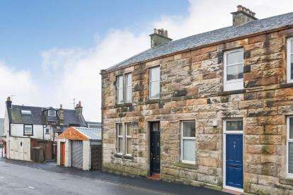 2 Bedrooms Flat for sale in Arthur Street, West Kilbride