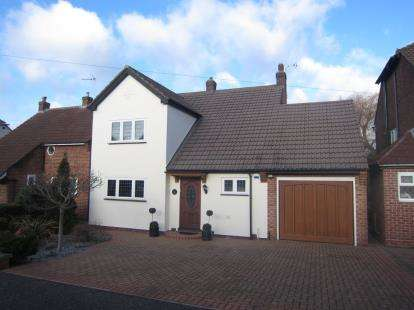 3 Bedrooms Detached House for sale in Brentwood, Essex