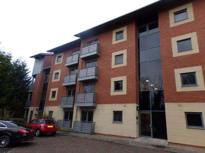 2 Bedrooms Flat for sale in Bournbrook Court, 400 Bristol Road, Birmingham, West Midlands