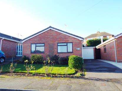 2 Bedrooms Bungalow for sale in Laburnum Close, Kinver, Stourbridge, Staffordshire