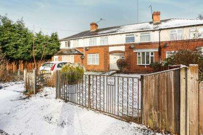 2 Bedrooms Terraced House for sale in Halewood Grove, Hall Green, Birmingham, West Midlands
