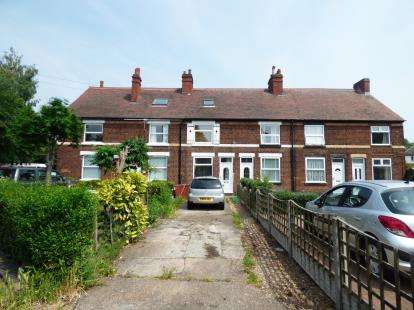 3 Bedrooms Terraced House for sale in Prospect Street, Tamworth, Staffordshire
