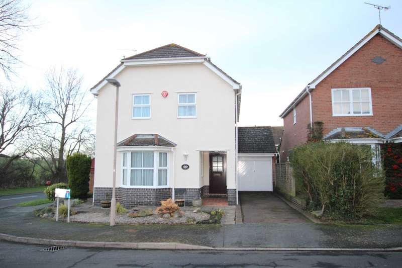 4 Bedrooms Detached House for sale in Chiltern Close, Eastbourne, BN23 8HD
