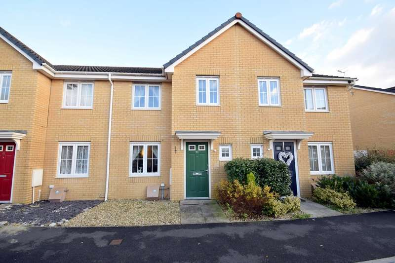 3 Bedrooms Terraced House for sale in 48 Heol Bryncethin, Sarn, Bridgend, Bridgend County Borough, CF32 9GG.