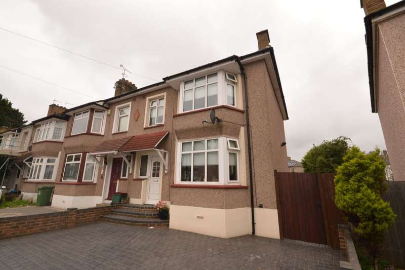 3 Bedrooms Semi Detached House for sale in Hind Crescent, Erith, DA8