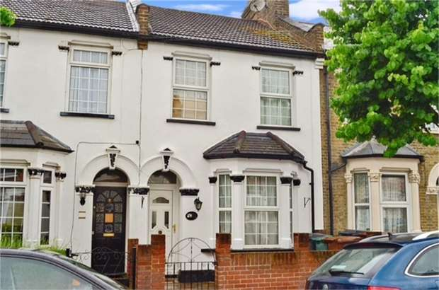 3 Bedrooms Terraced House for sale in Marten Road, Walthamstow, London