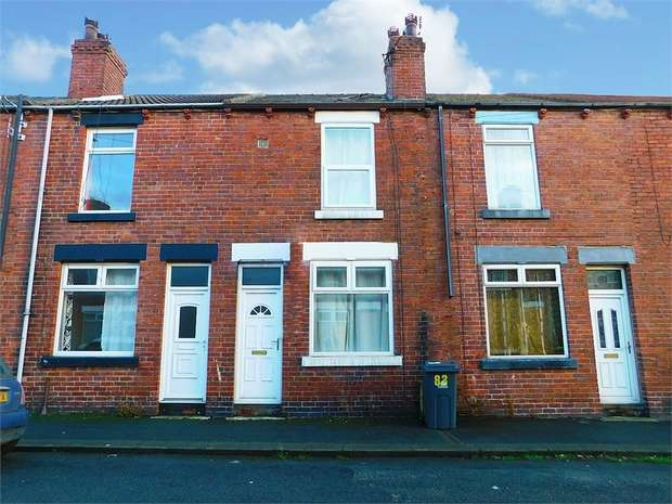 2 Bedrooms Terraced House for sale in Schofield Street, Mexborough, South Yorkshire