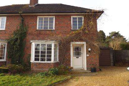 3 Bedrooms Semi Detached House for sale in Bassett Green, Southampton, Hampshire