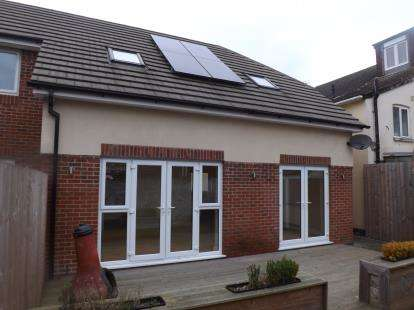 2 Bedrooms Semi Detached House for sale in Freemantle, Southampton, Hampshire