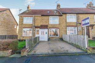 2 Bedrooms Terraced House for sale in Quinnell Street, Rainham, Gillingham, Kent
