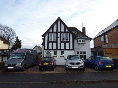 3 Bedrooms Detached House for sale in Beech Walk, Littleover, Derby, Derbyshire