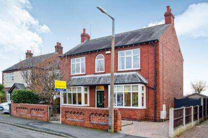 3 Bedrooms Detached House for sale in Richmond Avenue, Breaston, Derby