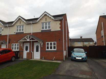 2 Bedrooms End Of Terrace House for sale in Gorleston Way, Liverpool, Merseyside, Uk, L32