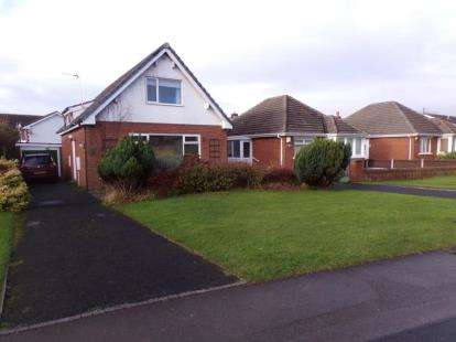 3 Bedrooms Bungalow for sale in Carterville Close, Blackpool, Lancashire, FY4
