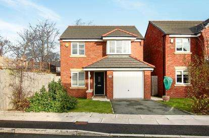 3 Bedrooms Detached House for sale in Marchmont Drive, Crosby, Liverpool, Merseyside, L23