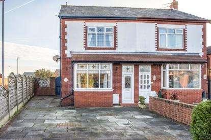 3 Bedrooms Semi Detached House for sale in Chapel Lane, Banks, Southport, Lancashire, PR9