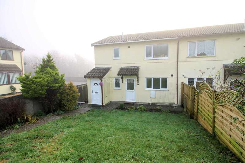 1 Bedroom Maisonette Flat for sale in Ferndale Close, Woolwell, PL6 7HJ