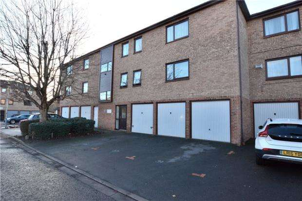 2 Bedrooms Apartment Flat for sale in Waterside, Cowley, Middlesex