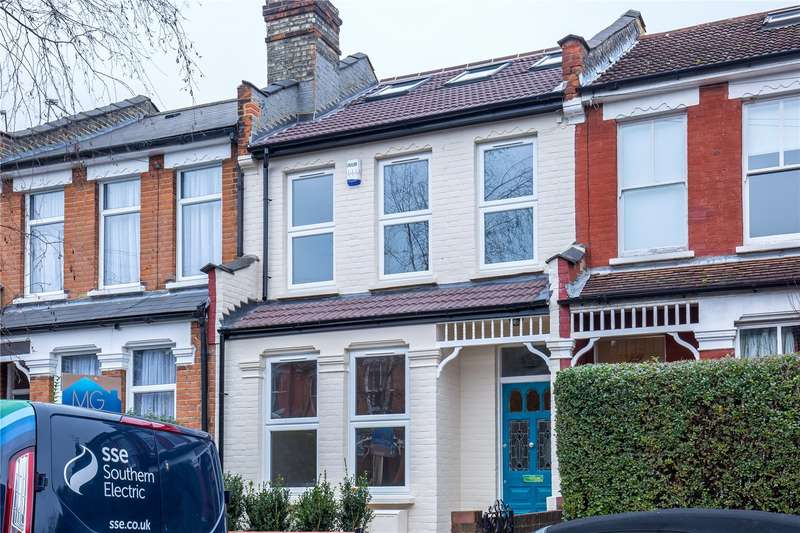 4 Bedrooms Terraced House for sale in South View Road, Crouch End, London, N8