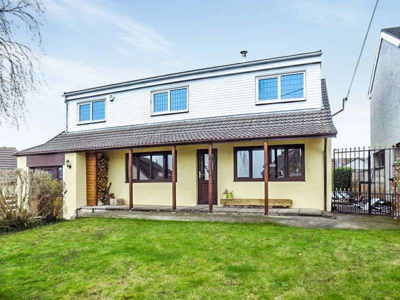5 Bedrooms Detached House for sale in Y Llys Gellifedi Road, Brynna, Pontyclun. CF72 9QG