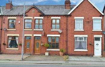 3 Bedrooms Terraced House for sale in Gathurst Lane, Shevington, Wigan, WN6 8HW