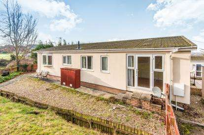 2 Bedrooms Bungalow for sale in Ringswell Park, Exeter, Davon