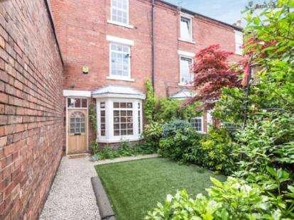 3 Bedrooms Terraced House for sale in Egypt Road, Basford, Nottingham, Nottinghamshire
