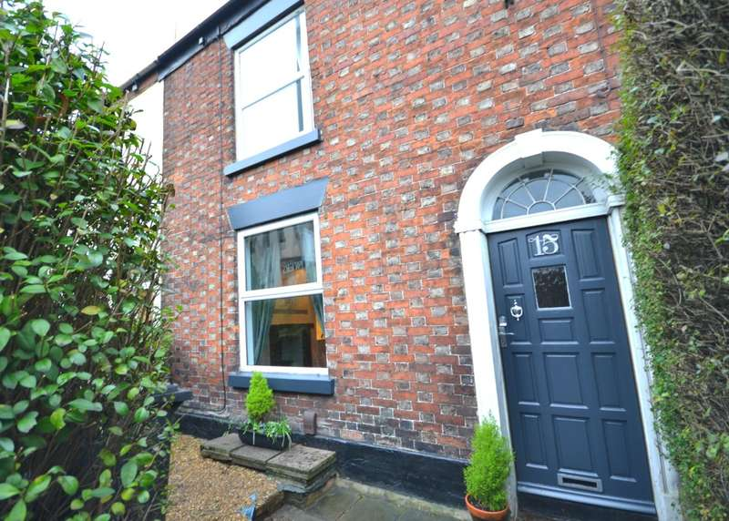 2 Bedrooms Terraced House for sale in Park Street, Macclesfield