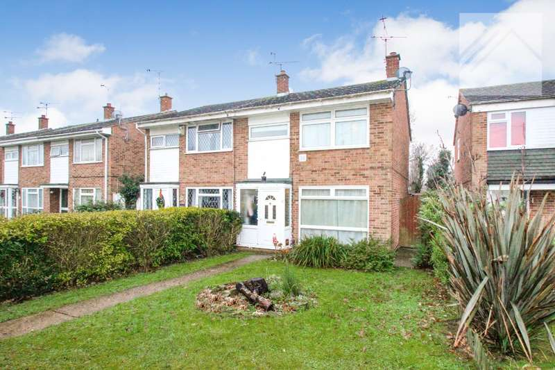 3 Bedrooms Semi Detached House for sale in Trent Close, Wickford - A HOME WITH FAMILY IN MIND