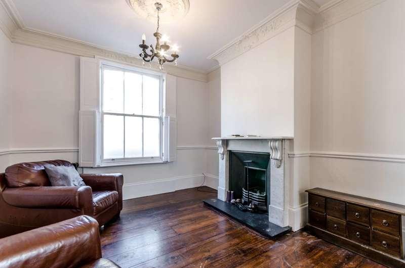 2 Bedrooms Terraced House for sale in Dunelm Street, Stepney, E1