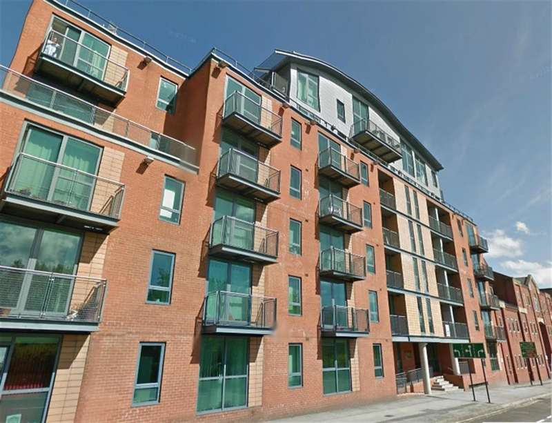 1 Bedroom Apartment Flat for sale in St. Marys Road, Sheffield, S2 4AH