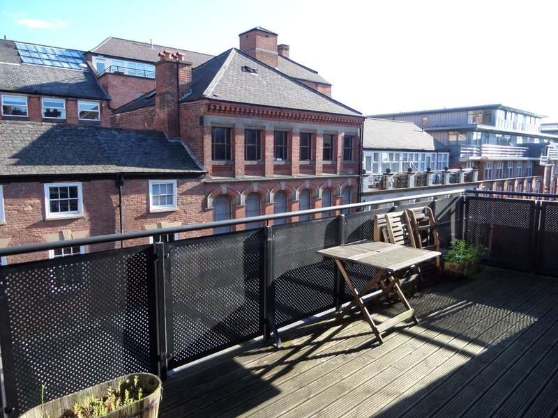 1 Bedroom Flat for rent in Plumptre Street, Nottingham, NG1