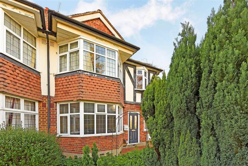 1 Bedroom Apartment Flat for sale in Vale Crescent, Putney