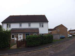 3 Bedrooms Semi Detached House for sale in Lodge Hill Lane, Chattenden, Rochester, Kent