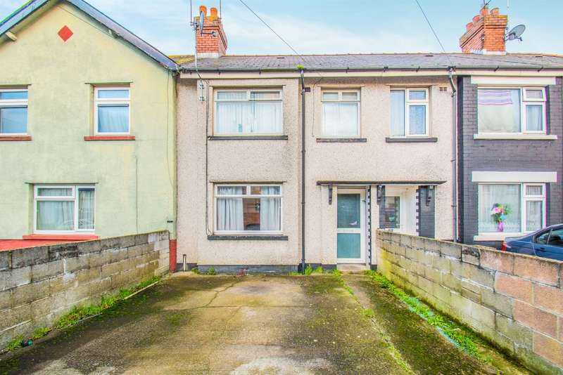 3 Bedrooms Terraced House for sale in Madoc Road, Cardiff