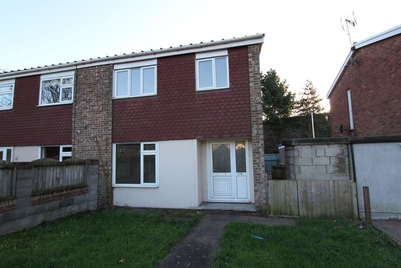 3 Bedrooms Terraced House for sale in Stockton Close, Newport